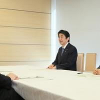 2016/02/07 安倍総理は拉致問題に関する四大臣会合を開催しました