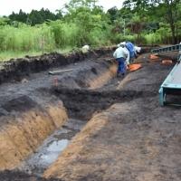 2016/08/27 いなべ市北勢町四辻遺跡で発掘調査現地説明会を開催します