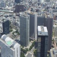 2016/02/08 新宿野村ビルに今秋竣工予定 - 日本初の制振装置「デュアルTMD-NT」 長周期地震動シミュレーションにおいて、制振効果を実証 (竹中工務店)