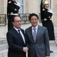 2016/05/03 日仏首脳会談