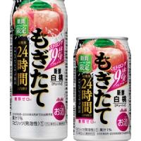 2016/05/24 『アサヒもぎたて期間限定新鮮白桃』 2016年6月21日(火)新発売