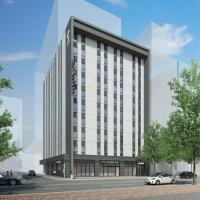 2016/08/31 NREG札幌ビル(宿泊特化型ホテル・飲食店舗)竣工のお知らせ(NREG東芝不動産)