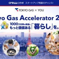 2016/08/24 東京ガスが企業アクセラレータープログラム「Tokyo Gas Accelerator 2016」を開始  ~スタートアップ企業と新規事業創出へ~
