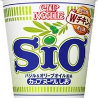 2016/05/30 「カップヌードル しお」(6月13日発売)