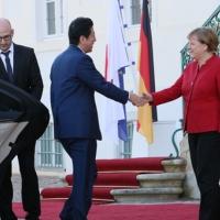2016/05/04 安倍総理はベルギー王国のブリュッセル及びドイツ連邦共和国のベルリンを訪問しました